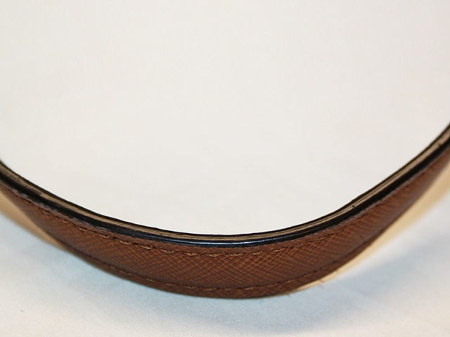Michael Kors - custom strap edging- After