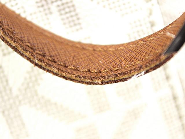 Michael Kors - custom strap edging - Before